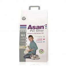 Asan Pet Silver alom rágcsálók és nyulak számára 12 L