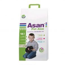 Asan Pet Aloe alom rágcsálók számára 14 L