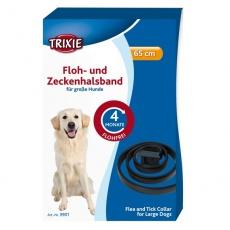 Parazitaellenes nyakörv kutyáknak - 65 cm - fekete