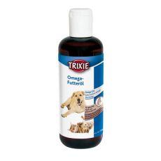 Omega olaj - zsírsav étrend kiegészítők kutya és macska számára, 250 ml