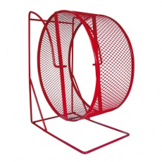 Hörcsög futókerék - rácsos, 17 cm