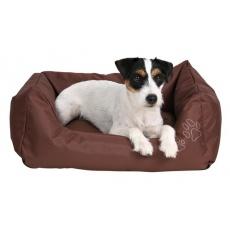 Kanapé kutyusoknak - barna, 75 x 65 cm
