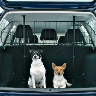 Biztonsági autórács, fekete