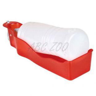 Műanyag itató kutyusok számára - 500 ml