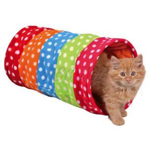 Macska és kölyök alagút, gyapjú