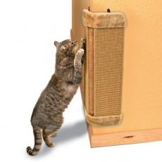 Sarokba helyezhető kaparófa macskáknak  - 32 x 60 cm