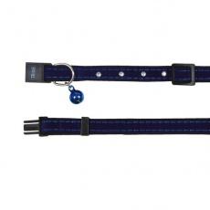 Nyakörv cicák számára, kék szemises - 18 - 30 cm