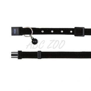 Macska nyakörv, fekete szemises - 18 - 30 cm