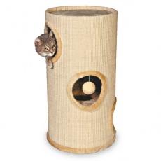 Háromemeletes macskakaparó torony