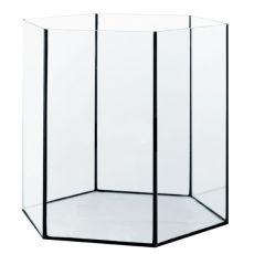 Akvárium 42 x 42 x 40 cm / 53 L - HEX