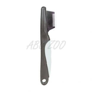 Trimmelő kés - vastag, 19 cm