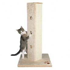 Kaparófa cicáknak, oszlop