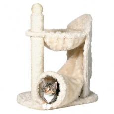 Kaparófa macskának, alagúttal és fekhellyel