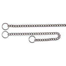 Szorító nyakörv - egysoros, rozsdamentes, 65 cm / 2,5 mm