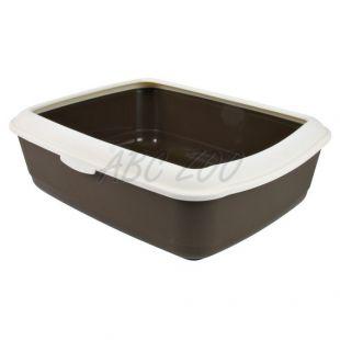 WC macskának, műanyag - 37 × 15 × 47 cm