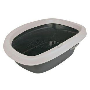 Macska toalett CARLO - szürke