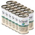 Schesir macskaeledel - Csirkehús rizzsel aszpikban 12 x 140 g