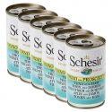 Schesir macskaeledel - Tonhal sonkával aszpikban 6 x 140 g