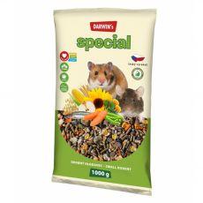 Darwin's Special eledel kis rágcsálók részére 1 kg