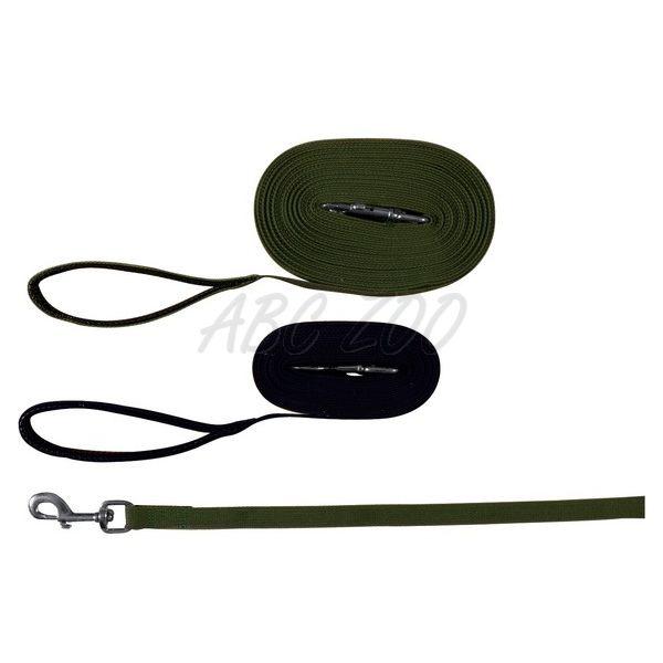 0fafff647157 Nyomkövető kutyapóráz, zöld színű - 10 m | ABC-ZOO