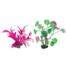TETRA Plantastics XS rózsaszínű növények 6 db