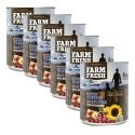 Farm Fresh - Venison and Plums with Potatoes 6 x 800 g
