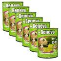Benevo Duo teljes értékű eledel macskák és kutyák számára 6 x 369 g
