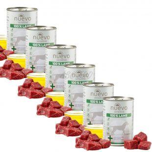 NUEVO Dog Sensitive LAMB konzerv 6 x 400 g