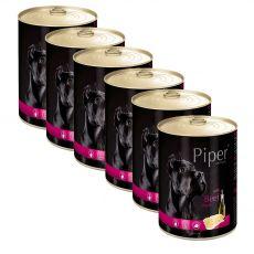 Piper Adult kutyakonzerv marha belsőségekkel 6 x 400 g