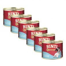 RINTI GOLD konzerv baromfi szív 6 x 185 g
