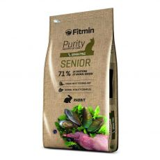 Fitmin Purity Cat Senior 10 kg