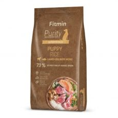 Fitmin Purity Puppy Rice Lamb & Salmon 12 kg