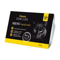 Fitmin For Life tálcás eledel macskák részére 325 g