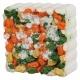 Ásványi tömb rágcsálónak - moszat, tartóval, 80 g