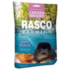 Rasco Premium Puha Snack Csirke Mini Csontok 230 g