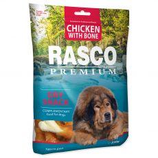RASCO PREMIUM rágócsontok csirkehúsba tekerve 230 g