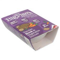 Little Big Paw Dog tálcás eledel, kacsa és zöldségek 150 g