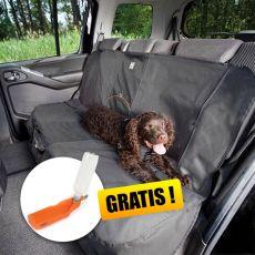 KURGO Wander Bench Seat Cover autós védőhuzat szürke