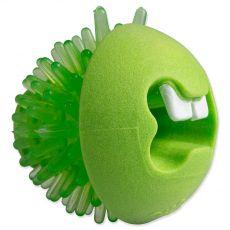 Rogz Fred rágólabda, zöld M 6,4 cm