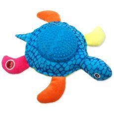 Toy Let's Play teknős, kék 22 cm