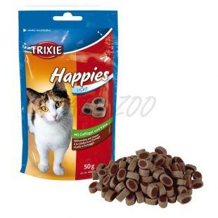 Jutalomfalat macska részére - baromfi, sajt, 50 g