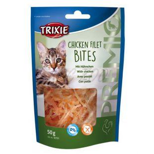 Csemege macskának - csirkemell filé, 50 g