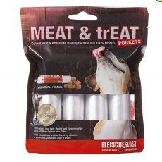Meat Love szalámi 100 % bölény 4 x 40 g