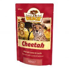 Wildcat Cheetah zacskós eledel 100 g