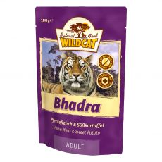 Wildcat Bhadra zacskós eledel 100 g