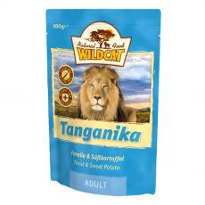 Wildcat Tanganika zacskós eledel 100 g