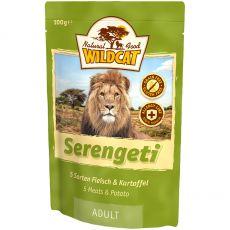 Wildcat Serengeti zacskós eledel 100 g