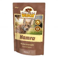 Wildcat Hamra zacskós eledel 100 g