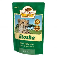Wildcat Etosha zacskós eledel 100 g