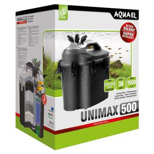 UNI MAX Profesional 500 szűrő - 2000 liter / óra